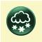 Moderate snow